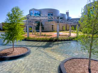 image: A photograph of dell Children's Medical Center of Central Texas.